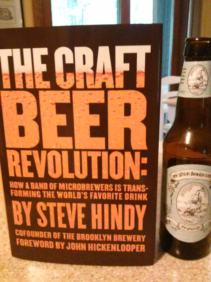 Celebrate American Craft Beer Week With A Book A Brew